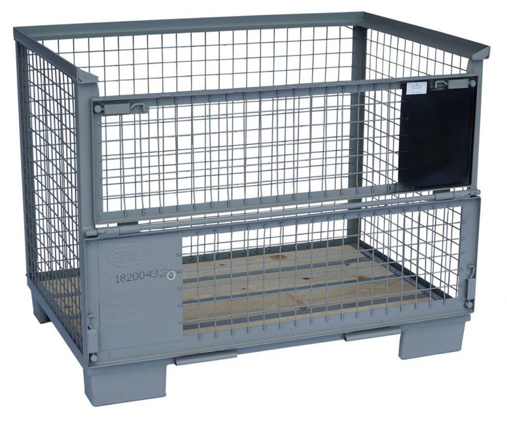 Stapelbare Gitterboxen kaufen