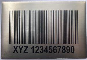 Lagernkennzeichnung / Palettenstellplatzmarkierung für Boden aus Stahl